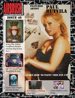airbrush magazine