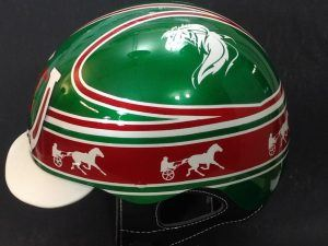 Harness Racing Helmet